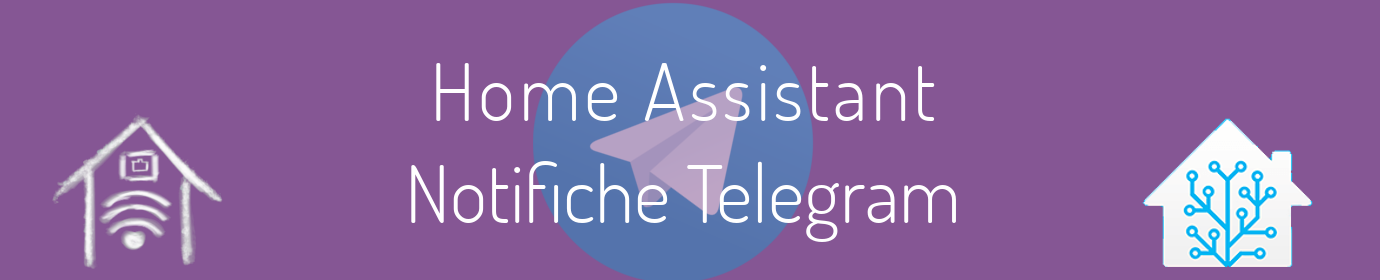 Home Assistant Notifiche Telegram